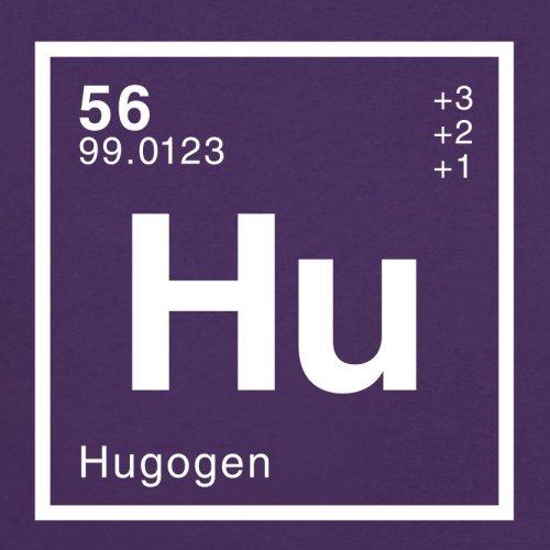 Hugo Periodensystem - Herren T-Shirt - 13 Farben Lila