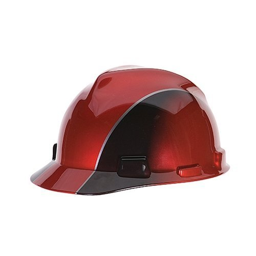 MSA SAFETY WORKS SWX00194 Hard Hat Rally Cap by MSA Safety Works (Hard Safety Msa Hat)