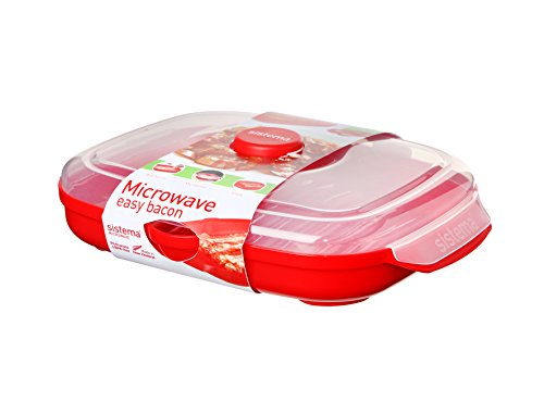 Sistema Microwave Easy Bacon, 28...