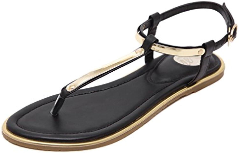 tienew  s holiday sandales, les sandales, holiday les femmes / filles nouvelle arrivée des sandales de plage mode tong sandales à talon plat... 82798f