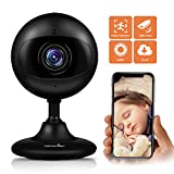 Best Baby Monitor Wifis - Wansview Wireless Security Camera, 1080P WiFi Home Indoor Review