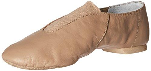 capezio-zapatillas-de-danza-para-mujer-marron-canela-2