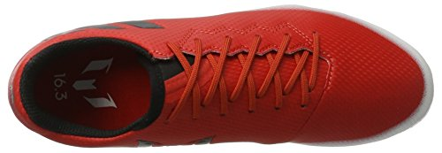 adidas Jungen Messi 16.3 Ag Fußballschuhe Rot (Red/Cblack/Ftwwht)