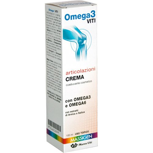 Massigen Omega3 artrogen crema 100ml