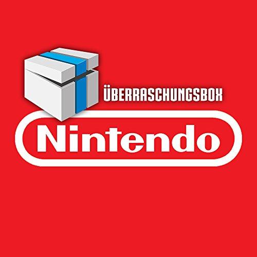 lootchest Nintendo - Überraschungsbox (mit 5 Premium-Items zum Thema Nintendo + weitere Kleinigkeiten)