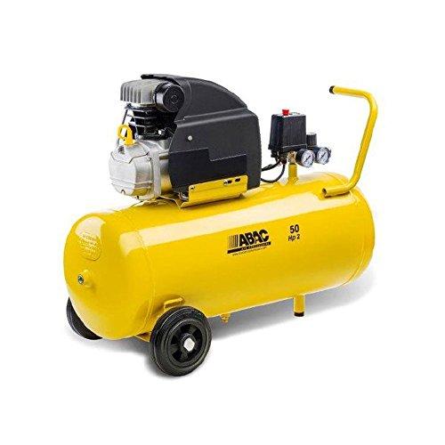 ABAC 9721314 Compressore Aria 50 lt Montecarlo B20