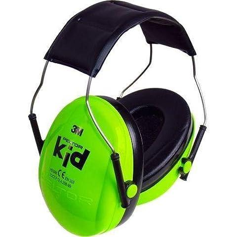Xdrum 30736 - Auriculares de diadema de protección contra el ruido (para niños de 2-7 años, nivel de ruido de hasta 98 dB, muy ligeros)