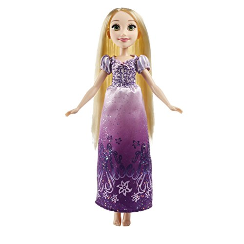 Disney Kleid Merida (Hasbro Disney Prinzessin B5286ES2 - Schimmerglanz Rapunzel,)