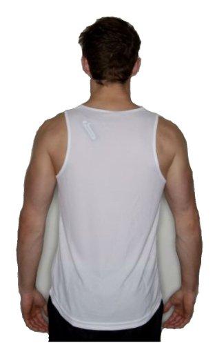 Just Cool - Performance Trägershirt, atmungsaktiv Olive