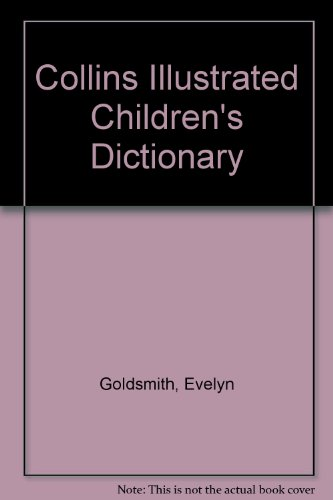 Collins illustrated children's dictionary