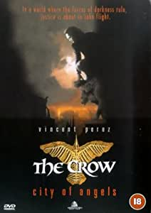 The Crow - City Of Angels [DVD] [1996]