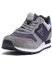 Amazon.it  Guess - Pelle   Sneaker   Scarpe da uomo  Scarpe e borse 726feda1361