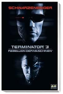 Terminator 3 - Rebellion der Maschinen [VHS]