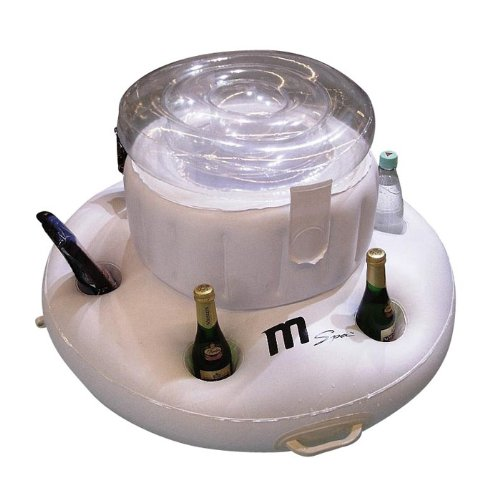 Mspa SP-B0301368 Bar galleggiante 6 porta-bicchieri