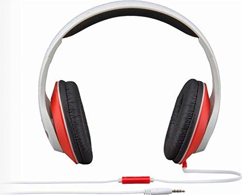 Price comparison product image Super Mario Odyssey Over the Ear Headphones with Built in Microphone Quality Sound from the makers of iHome