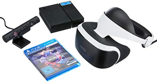 PlayStation Virtual Reality Bundle (Generalüberholt) + Kamera + VR Worlds [Edizione: Germania]
