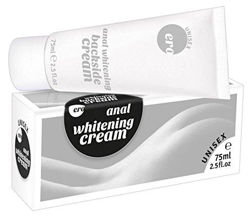 Anal White Creme Bleichmittel Spülung