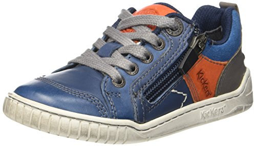 kickers-winchester-sneakers-basses-garcons-bleu-marine-orange-31-eu