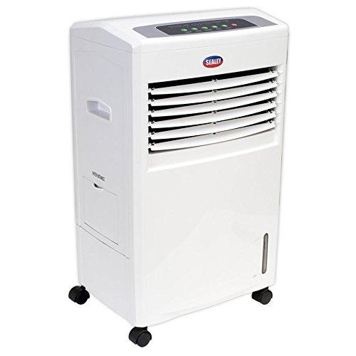 Sealey SAC41 4-in-1 Kühler/Lüfter/Luftbefeuchter, Luftreiniger