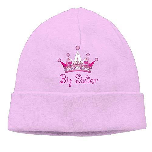 Preisvergleich Produktbild Momens Big Sister Classic Travel Black Beanies Skull Hat
