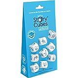 Asmodee STO2HANG Story Cubes Starter Blister Actions - Bleu