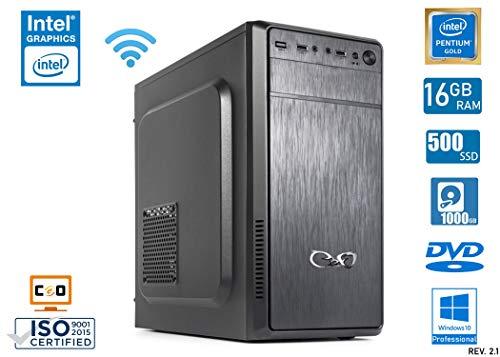 - CEO Alpha V9 - Ordenador Sombremesa Intel G5400