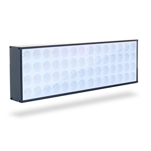 TerraLED LED-Lampe 25W für Terrarium Tropical-TM 30cm Lampe Hydrokulturen, für Pflanzen Fläche 45cm x 45cm