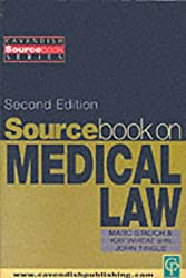 Sourcebook on Medical Law