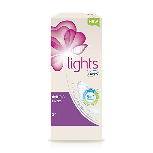 lights by TENA Liners (24 Liners)