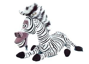 Gosh International Madagascar Grande Talking Zebra