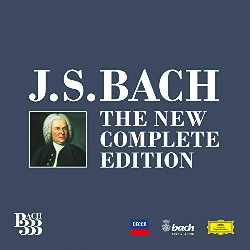Bach 333 - the New Complete Edit...