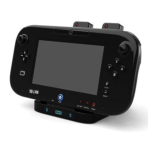 Lioncast Wii U Ladestation für Tablet Controller und Remote