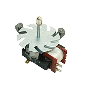 Beko Oven Main Cooker Fan Motor. Genuine Part Number 264440102