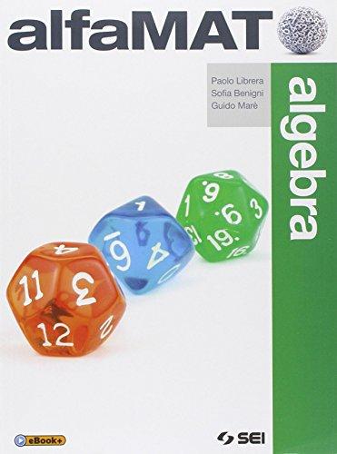 AlfaMAT. Algebra-Quaderno per le competenze. Per la Scuola media. Con e-book: 3