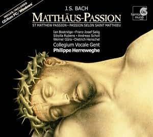 La Passion selon Saint Matthieu