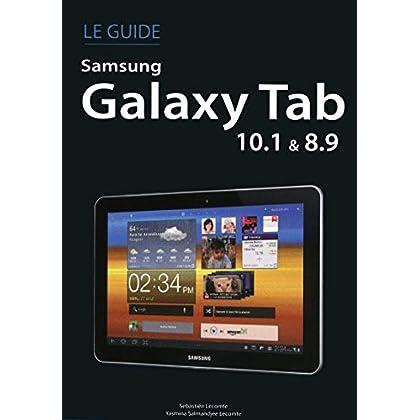 Guide Samsung Galaxy Tab 10.1 et 8.9