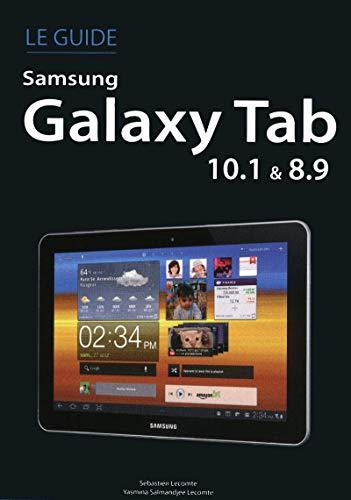 Guide Samsung Galaxy Tab 10.1 et 8.9 par Sébastien LECOMTE