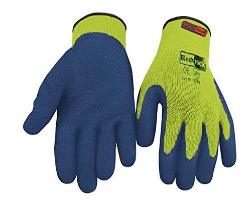 blackrock-mens-thermal-gripper-gloves-blue-yellow