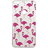 BONROY® Huawei P8 lite 2017 Coque Housse Etui,Fashion Belle Ultra-Mince Thin Soft Silicone Etui de Protection pour Souple Gel TPU Bumper Poussiere Resistance Anti-Scratch Case Cover Couverture Pour Huawei P8 lite 2017