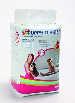 Savic Puppy Trainer Pads pour Chien 60 x 45 cm 50 Pièces