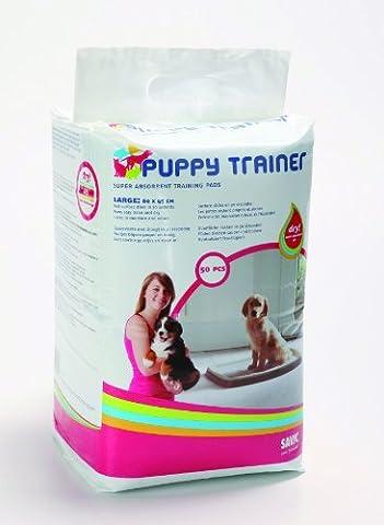 Savic Puppy Trainer Pads pour Chien 60 x 45 cm