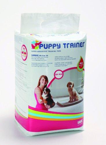 Nobby Puppy Trainer Starter Kit Pads, 50 Stück, groß, für Tiere - Puppy Training Kit