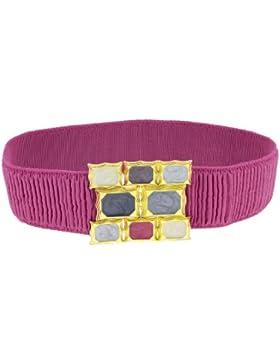 Sourcingmap - Cinturón - para mujer