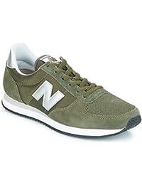 ec9339a1c91 Amazon.es  New Balance - Verde   Zapatillas   Zapatos para mujer ...