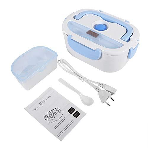 Fdit, scaldavivande elettrico portatile, per l'ufficio, la casa, i viaggi, socialme-eu. blu