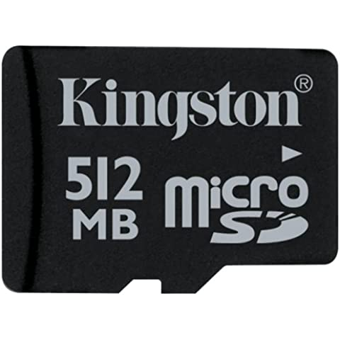 Tarjeta Memoria MICRO SD 512Mb Kingston