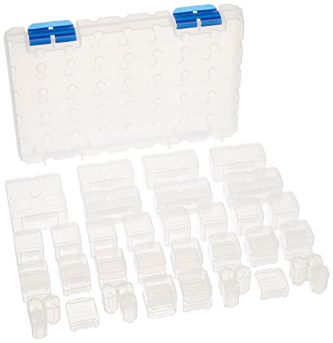 Cottage Mills Dot Box Storage System 53pcs-Medium 11
