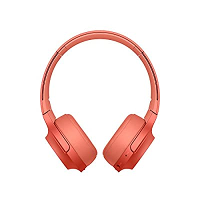 Sony WH-H800 h.ear Series Wireless On-Ear High Resolution Headphones with 24 Hours Battery Life