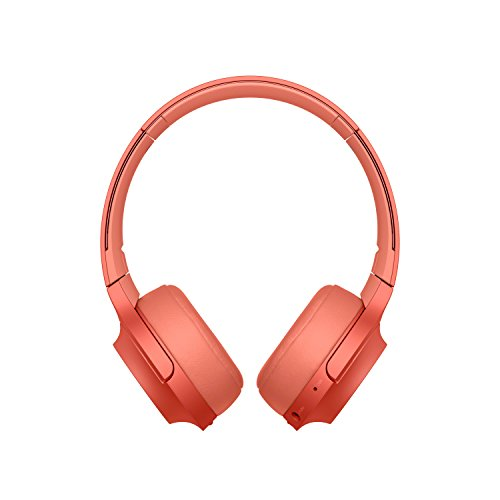 Sony WH-H800 Casque Bluetooth - Rouge