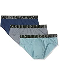 Athena Lot de 3 Slips Taille Basse Easy Chic, Boxer Homme